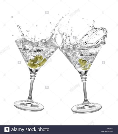 martini toast martini glasses toasting stock photos martini glasses