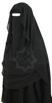 Khimar Syari Butterfly muslimah syar i wear on abayas niqab and hijabs
