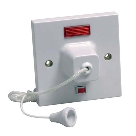 Shower Switch cedcls45n 45a shower pull switch