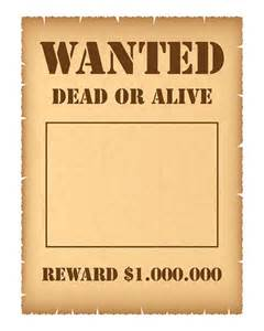 wanted template how to create and use wanted posters for different goals