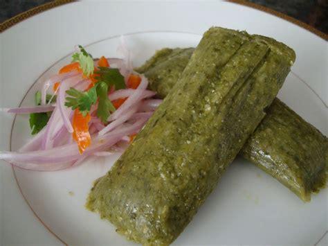 imagenes de tamales verdes tamalitos verdes a non guilty pleasure peru delights