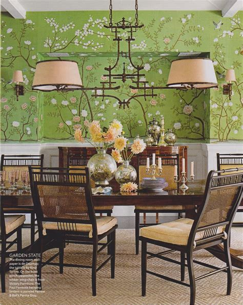 Green Dining Room The Style Abettor Green Dining Rooms