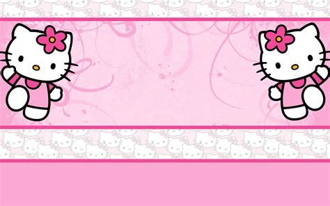 hello kitty themes background backgrounds hello kitty wallpaper cave