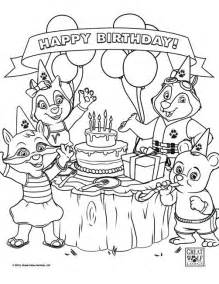 great sheets coloring sheets for great wolf lodge themed birthday parties activities kids entertainment