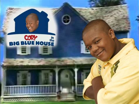 cory in da house cory in the big blue house by theiransonic