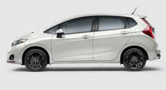 Honda Fit Sport Updated 2018 Honda Fit Sport Targets A Younger Audience