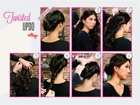 diy easy hairstyles step by step 20 easy and sassy diy hairstyle tutorials pretty designs