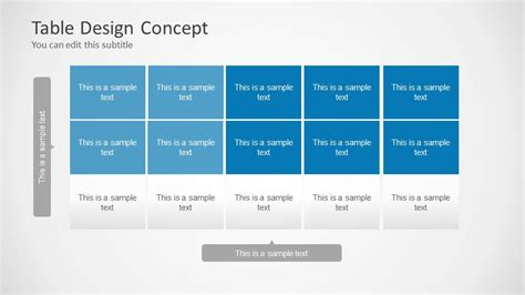 layout planning models and design algorithms ppt table design concept for powerpoint slidemodel