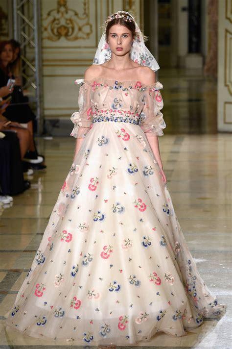 abito da sposa a fiori nozze ganze tutto per sposarsi in toscana l abito da
