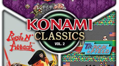 Classic Game Room Undertow - cgr undertow konami classics vol 2 review for xbox 360 youtube