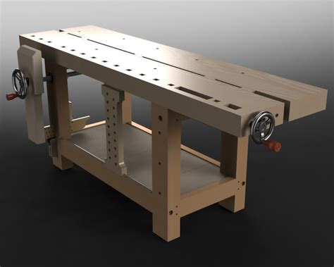 woodwork roubo bench plans  plans