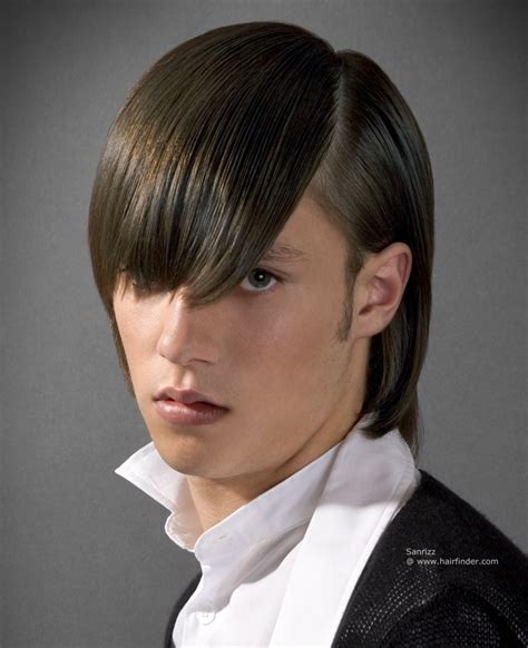hair ears cut hair long men s haircut with simple styling behind the ear