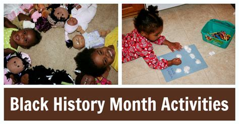 black history month crafts american history month projects