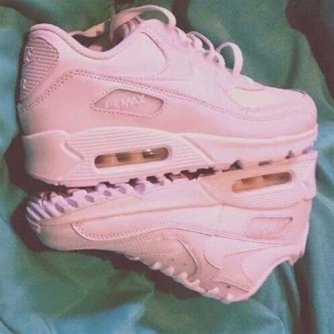 light pink nike air max shoes nike air max 90 air max nike air max pink
