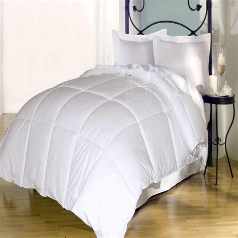 white feather down comforter 240 tc cotton cover white goose down comforter white