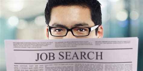 the importance of searching for a job with an online job search engin