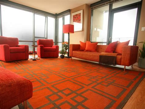 Tangerine Living Room by Tangerine Decorate With Pantone S 2012 Color Of The