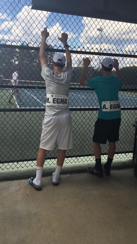usta eastern section identical twin tennis players commit to college together