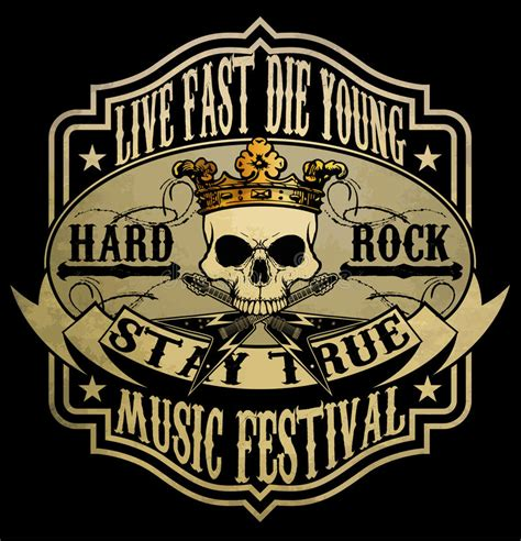 design t shirt rock vector vintage rock and roll typographic for t shirt tee design