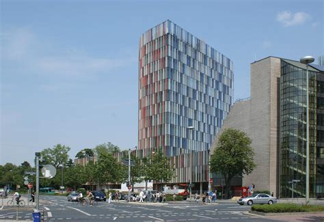 kfw bank frankfurt kfw westarkade banking hq frankfurt by sauerbruch hutton
