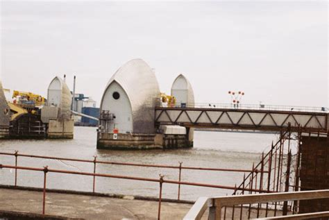 thames barrier mural excel centre urban spaces north greenwich cable car