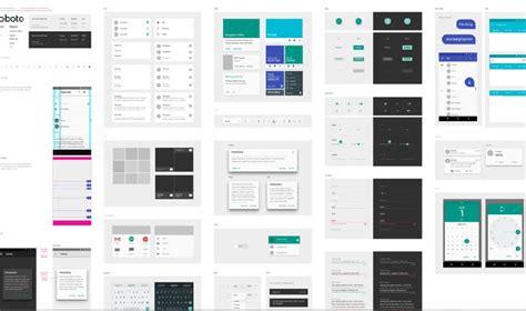 material design html ui kit material design resources for web designer and web