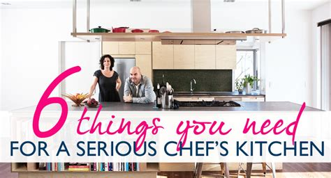 6 Things You Need for a Serious Chef's Kitchen   Inhabitat   Green Design, Innovation
