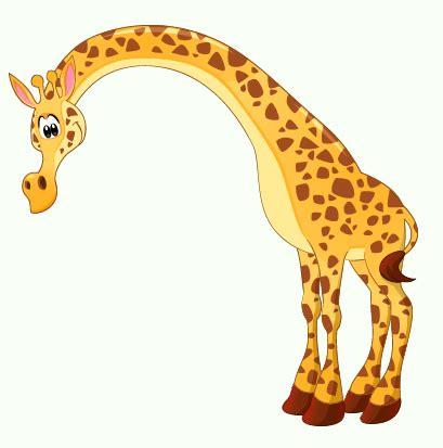 imagenes de jirafas en familia 99 dibujos de jirafas 174 tiernas y lindas jirafas para colorear