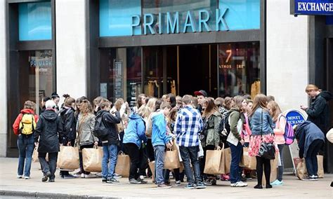 Shiny Fashion Tv The Opening Of Primarks Oxford Store by Primark Sales Soar More Than A Fifth In A Year As They