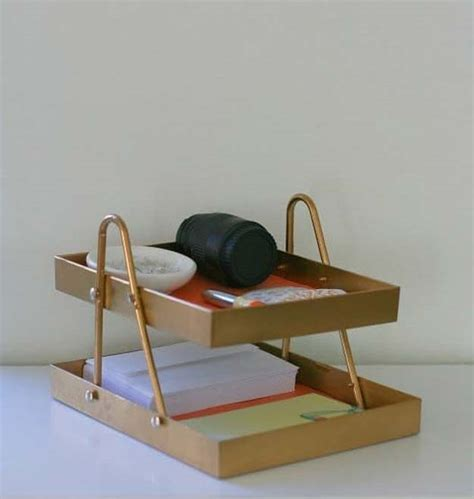 diy desk organizer ideas 40 diys for your desk