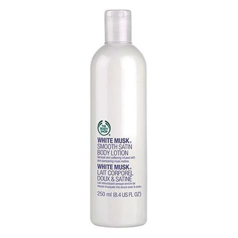 the shop white musk lotion