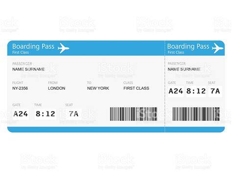 plane ticket airline tickets