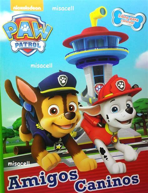 libro paw patrol nada es 10 libro colorear paw patrol recuerdos de fiesta 70 00 en mercado libre