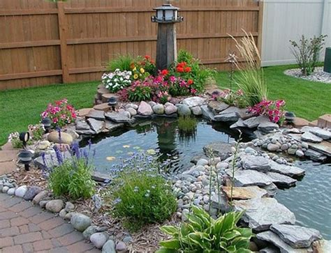 backyard small pond pond building residential pond builders backyard ponds