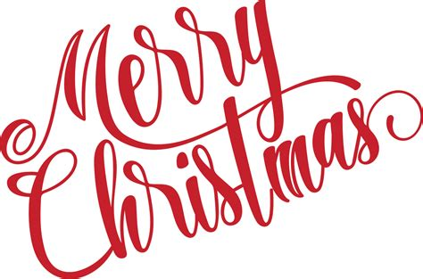 merry christmas script svg cut file snap click supply