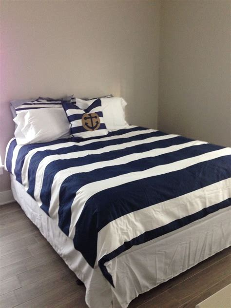 nautical bedding casa