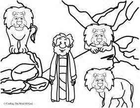 daniel in the s den coloring page daniel in the lions den coloring page