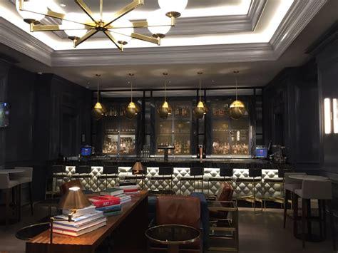 cute hotel lobby bar   mid century modern vibe yelp