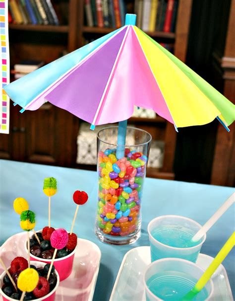 summer theme decorations summer ideas a to zebra celebrations