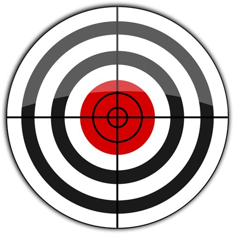 printable targets for archery printable archery targets free clipart best