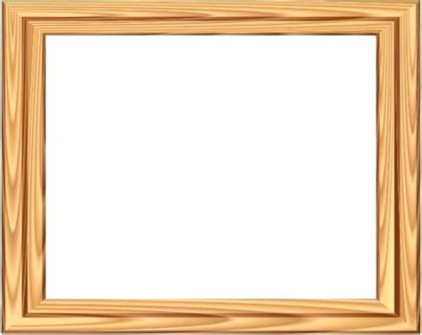 Rustic Wood Frame Wooden Picture Frames Brown Stock Photo Image Of Borders Large Mirror