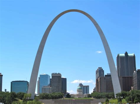 conic sections in the real world the saint louis arch a travel experience