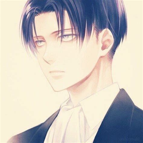 levi ackerman haircut like you attack titan and fanart on pinterest