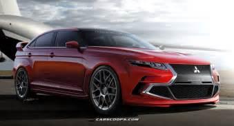 Newest Mitsubishi Evo Carscoops Mitsubishi Lancer Evo Posts