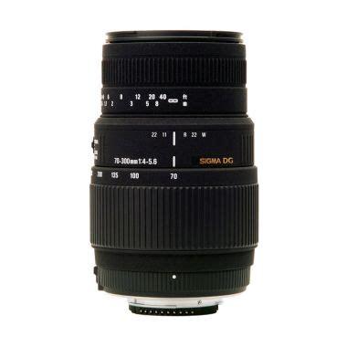 Lensa Sigma 70 300mm Dg Macro For Nikon jual lensa kamera filter lensa aksesoris harga murah blibli