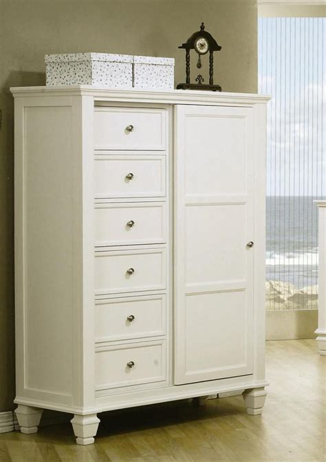 media chests for bedroom sandy beach white storage sandy beach white door chest from coaster 201308