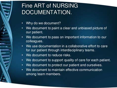 Nursing Documentation Tips