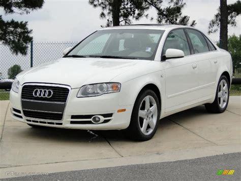 2005 audi a4 2 0t arctic white 2005 audi a4 2 0t sedan exterior photo