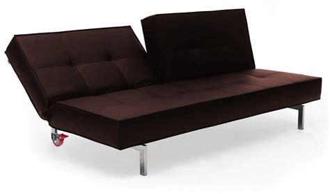 Modern Sofa Bed Sleeper by Duo Modern Sofa Bed Sleeper Chocolate By J M Furniture