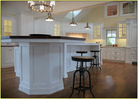 free standing kitchen islands with seating free standing